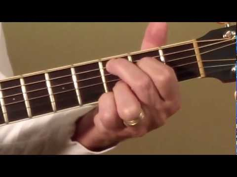 Angel from Montgomery acoustic cover - lesson & chart - YouTube