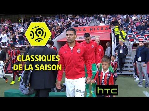 Les classiques de la saison - Ligue 1 2016-17