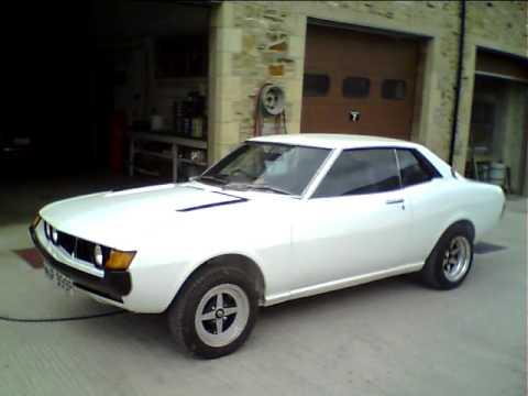 Toyota Celica Mk1 Restoration Part Two Youtube