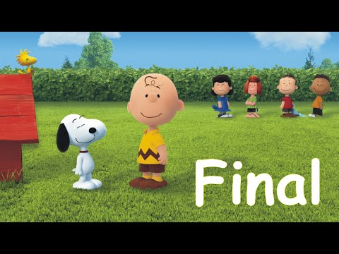 The Peanuts Movie Snoopy s (& Charlie Brown) Grand Adventure #4 - Final