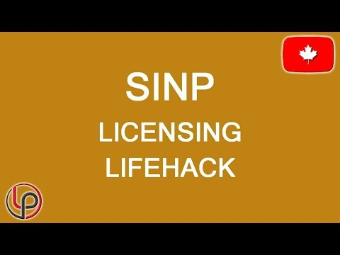 SINP Immigration Application And Certification Requirement Lifehack. LP Group