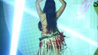 Indian Singer Priya Patel's belly dance performance .