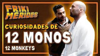 """Análisis y Frikimérides de la película """"12 Monos (12 Monkeys)"""". www..."""