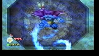 The Legend of Zelda: Four Swords Adventures Final Boss: Ganon
