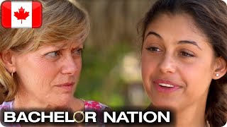 Can April Open Up To Tim's Family? | The Bachelor CA