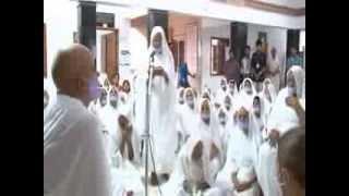 संथारा  प्रत्याख्यान        आचार्य श्री  महाश्रमण जी        १६-०८-२०१२