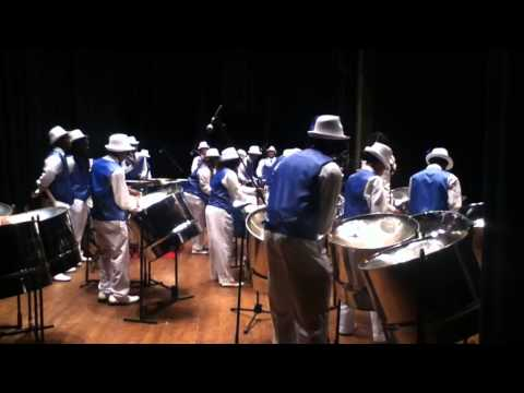 CASYM Steel Orchestra - Ah Going And Party Tonight.mp4