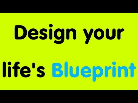 You must design your lifes blueprint heres how the power of you must design your lifes blueprint heres how the power of your subconscious mind dr murphy youtube malvernweather Images