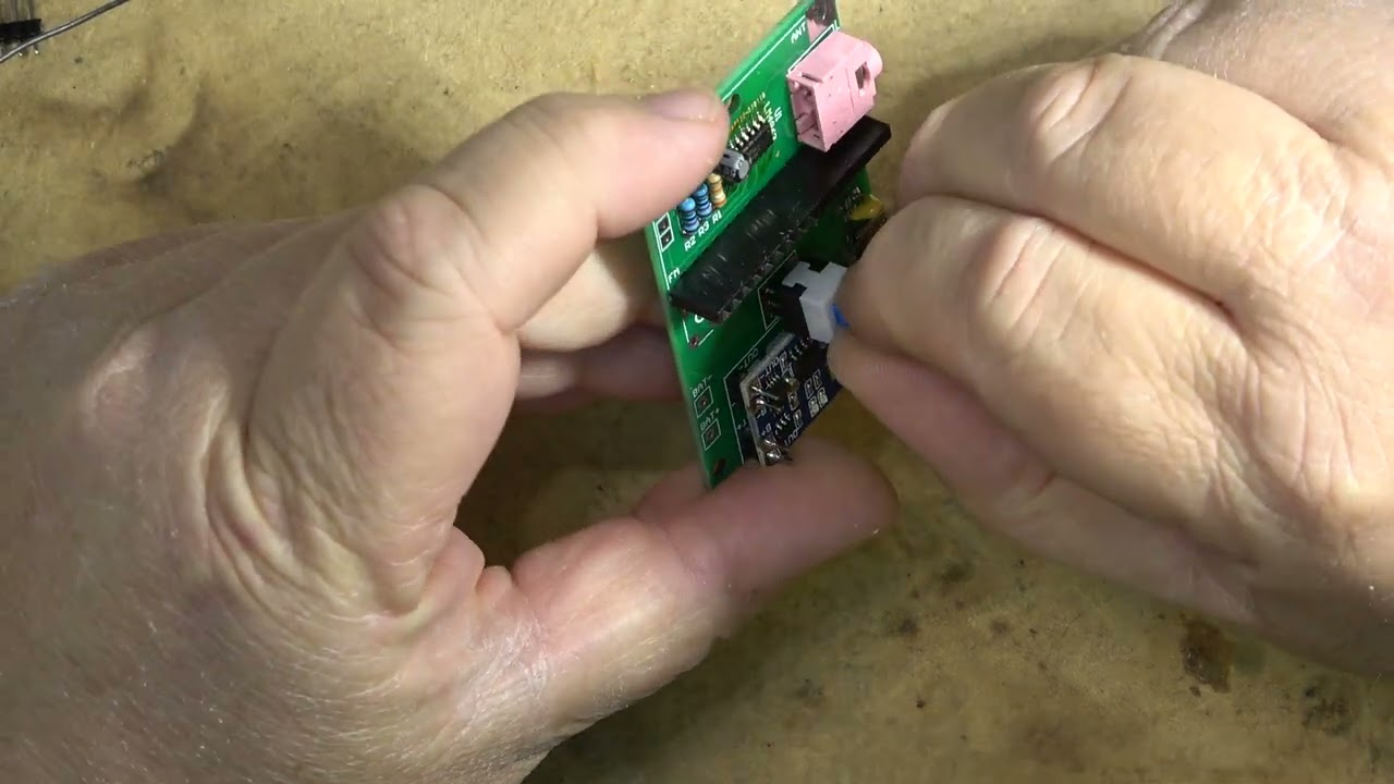 Download ICStation GY18971 FM Radio Kit Assembly