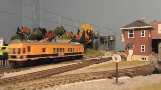 Layout Railfanning