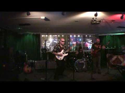 Univox Highflyer in Action - Church Key Jam at Art Najera's 60th Birthday