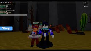 Roblox Desert (part 2 ) and boom a bug