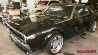 Кастом Nissan Skyline JDM Legends 1975