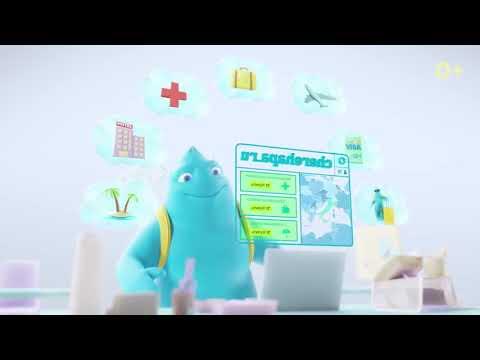 Cherehapa- это Online сервис покупки туристических страховок.
