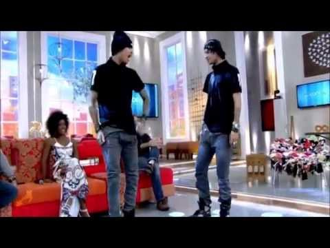 """Les Twins on Encontro Morning Show"""