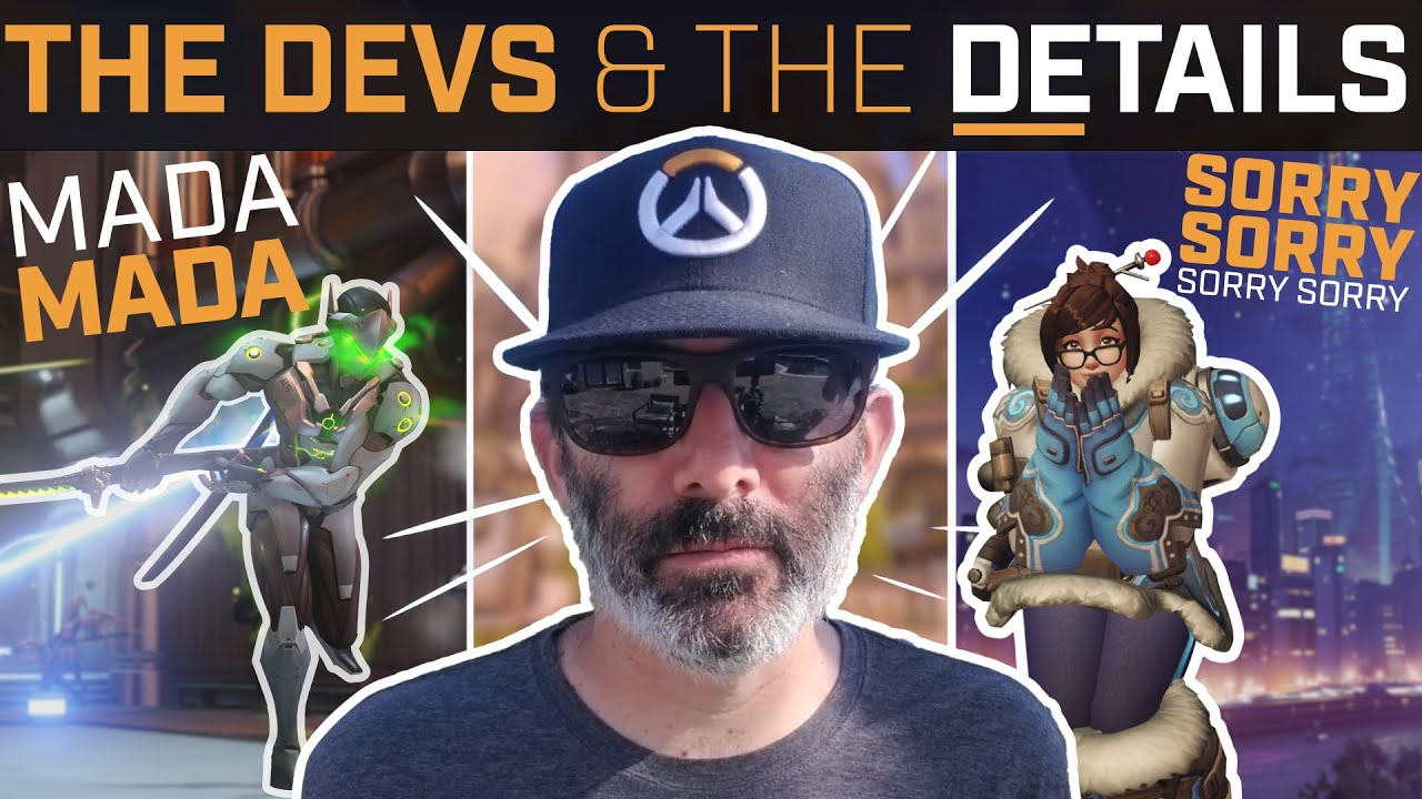 Overwatch Devs React to Fan Favorite Voice Lines! | The Devs & The Details #4