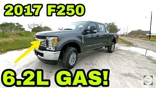 2017 F250 STX FX4 6.2 Gas...Full Review