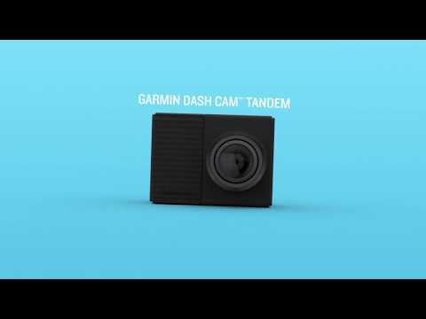 Garmin Dash Cam Tandem: Dual-lens Dash Camera With Interior Night Vision