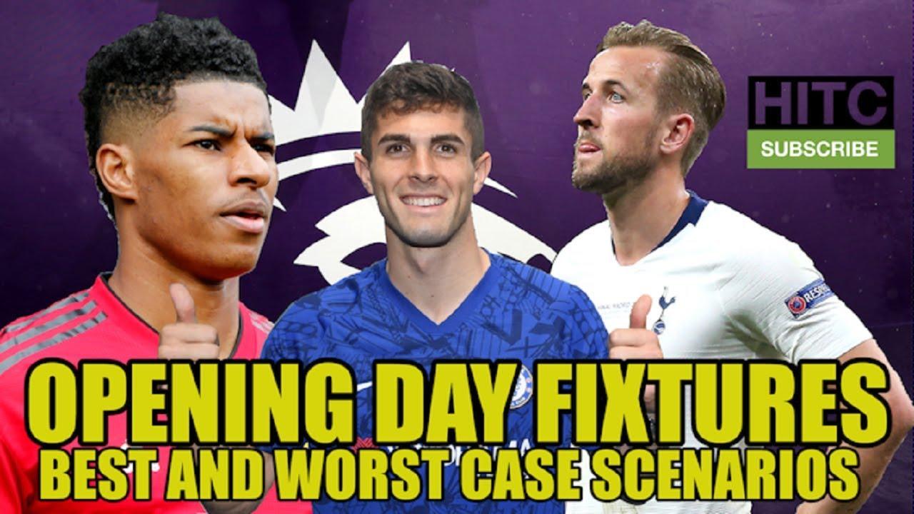 Premier League 2019-20: Best-case, worst-case scenarios for all 20 teams