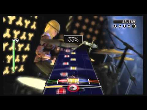 Rock Band 2: Timmy & The Lords of the Underworld Expert Guitar