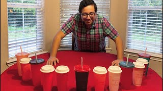 Unboxing my Starbucks holiday cup bundle