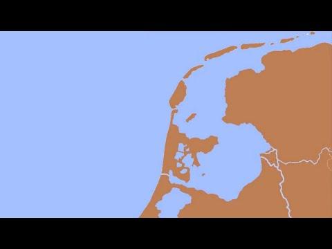 The History of the Dutch Coastline YouTube