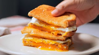 5 Minute Fried Egg Sandwich