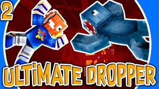 FIND THE BUTTON!! - ULTIMATE DROPPER MINECRAFT MAP! #2