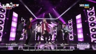 BTS 흥탄소년단 Boyz With Fun Türkçe Altyazıl