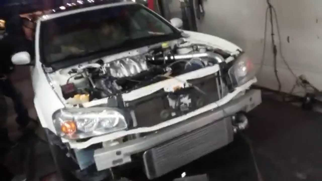 400 horsepower turbo nissan maxima 35l on the dyno youtube 400 horsepower turbo nissan maxima 35l on the dyno vanachro Images