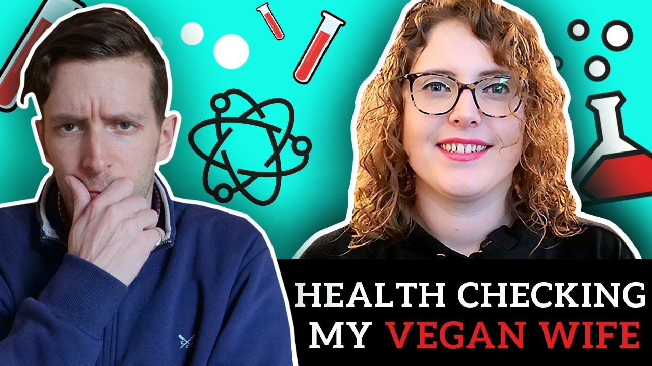 My Vegan Wife's Health Test Results REVEALED