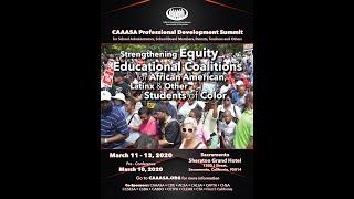 CAAASA 2020 Statewide Professional Development Summit Recap