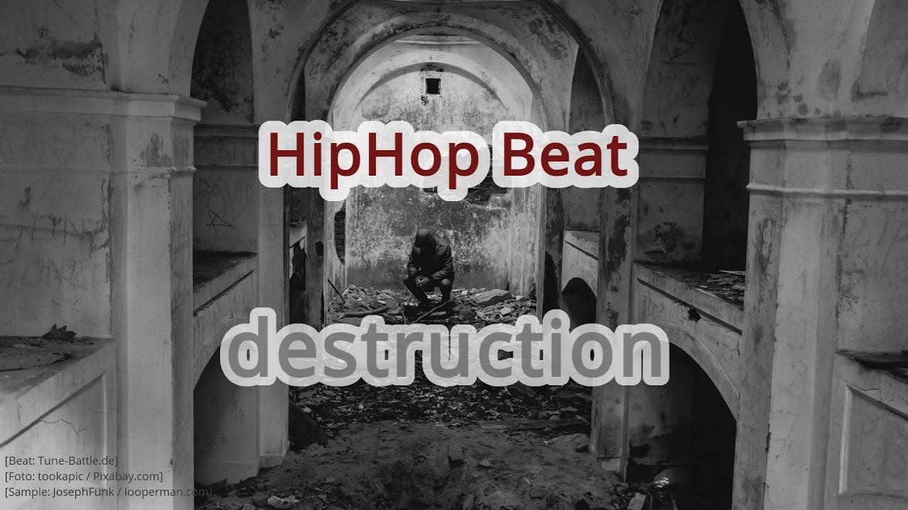 aggressive HipHop Beat prod  by tune-battle de