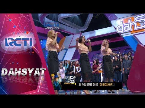 DAHSYAT - Trio Macan Heboh Nyanyi Edan Turun [6 SEPTEMBER 2017]
