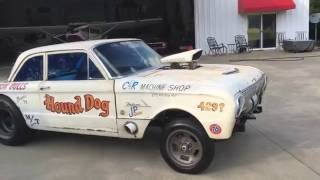 """864-494-4485 1962 Ford Falcon """"GASSER"""" the **HOUND DOG** BEST OF TH..."""
