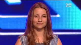 Михаела Маринова - The X Factor Bulgaria (17.09.2014)