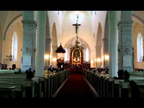 00 Mellow Music - St. John's Church Tallinn Estonia