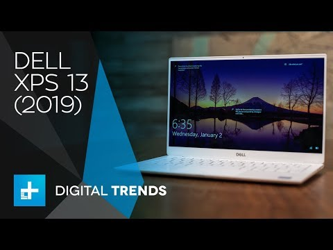 Dell XPS 13 9380 (2019 model) - Full Review at CES 2019