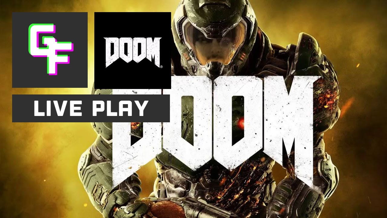 Download Action Game of the Year: Doom - GlitchFeed Live