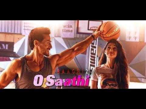 Romantic Ringtone,,, O Saathi Baaghi 2 Ringtone Mp3