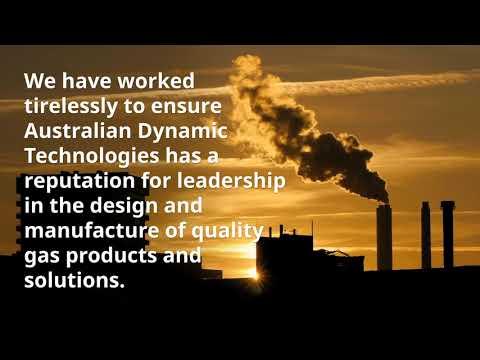 Gas Detectors - Australian Dynamic Technologies