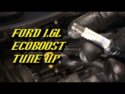 2013-2017 Ford 1.6L GTDI Ecoboost Engine: Spark Plug Replacement