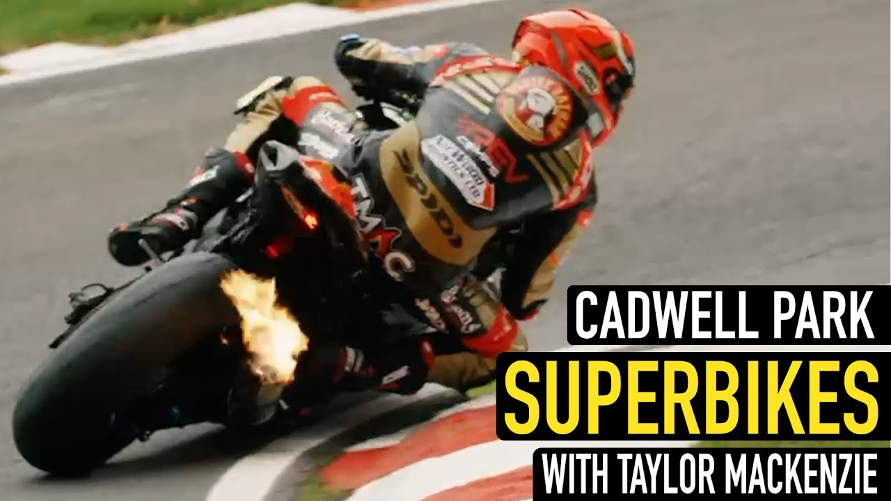 LETS GO RACING... ON SUPER BIKES!!