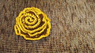 Как связать цветок (цветочек) крючком(Как связать цветок (цветочек) крючком http://bringingsuccess.ru/vyazanie.php В этом видео уроке мы научимся вязать крючком..., 2015-07-17T12:02:47.000Z)