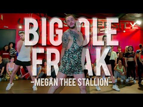 Megan Thee Stallion - Big Ole Freak  Hamilton Evans Choreography