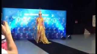 Miss Universe Thailand 2013 National Costume