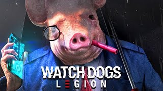 Watch Dogs Legion Gameplay Deutsch #01 - London am Zero-Day