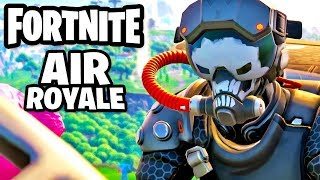 Air Royale! Planes in the Sky! - Fortnite - Gameplay Part 76