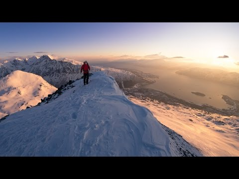 The Perfect Easter Day - Norway Lyngen Ski Touring