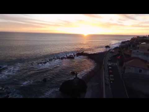 Homem do Mar - Paul do Mar - Madeira Island - Portugal - Drone